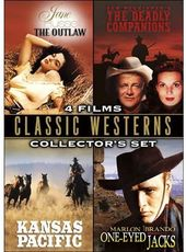 Classic Westerns: 4 Films (The Outlaw / The
