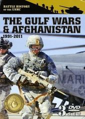 The Gulf Wars & Afghanistan 1991-2011 (3-DVD)