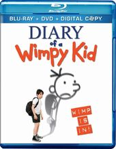 Diary of a Wimpy Kid (Blu-ray + DVD)