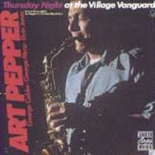 Thursday Night at the Village Vanguard (Live)