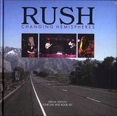 Rush - Changing Hemispheres (4-DVD + Book)