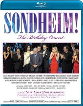 Sondheim!: The Birthday Concert (Blu-ray)