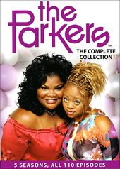 The Parkers - Complete Collection (12-DVD)