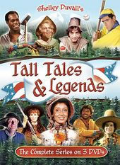 Shelley Duvall's Tall Tales & Legends - Complete