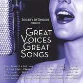 Society of Singers Presents: Great Voices, Great
