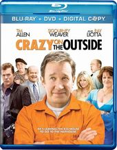 Crazy on the Outside (Blu-ray + DVD)