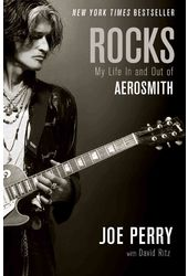 Aerosmith - Rocks: My Life in and Out of Aerosmith