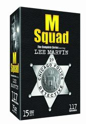 M Squad - The Complete Series (15-DVD + Bonus