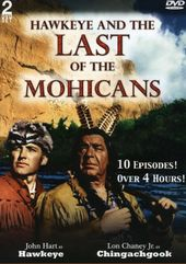 Hawkeye And The Last of The Mohicans - 10-Episode