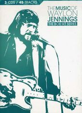 The Music of Waylon Jennings (3-CD Box Set)