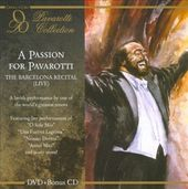 A Passion for Pavarotti: The Barcelona Recital