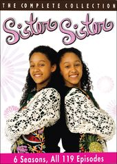 Sister Sister - Complete Collection (18-DVD)