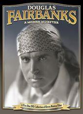 Douglas Fairbanks: A Modern Musketeer (5-DVD)