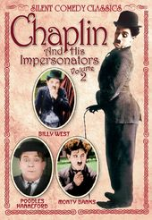 Chaplin and His Impersonators, Volume 2 (Silent)