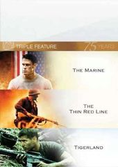 The Marine / The Thin Red Line / Tigerland (3-DVD)