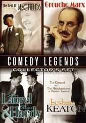 Comedy Legends Collector's Set (4-DVD)