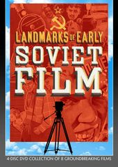 Landmarks of Early Soviet Film (4-DVD)