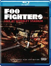Foo Fighters - Live At Wembley Stadium (Blu-ray)