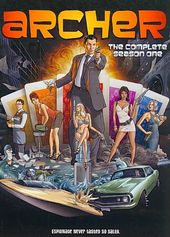 Archer - Complete Season 1 (2-DVD)
