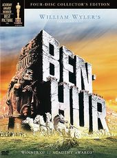Ben-Hur (4-DVD Collector's Edition, Includes Book)