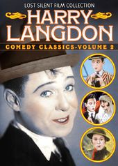 Harry Langdon Comedy Classics, Volume 2: His
