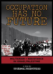 Occupation Has No Future: Militarism + Resistance