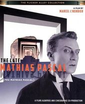 The Late Mathias Pascal (Blu-ray)