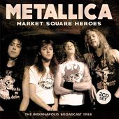 Market Square Heroes (Live) (2-CD)
