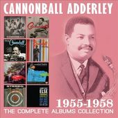 The Complete Albums Collection 1955-1958 (4-CD