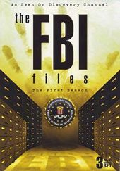 FBI Files - Season 1 (3-DVD)