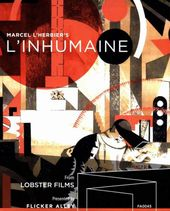 L'inhumaine (Blu-ray)