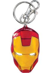 Marvel Comics - Iron Man - Colored Pewter Key Ring