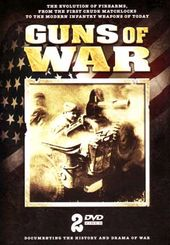 Guns of War - The Evolution of Firearms (2-DVD)