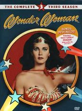 Wonder Woman - Complete 3rd Season (4-DVD)
