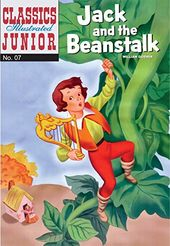 Classics Illustrated Junior 7: Jack and the