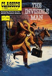Classics Illustrated 18: The Invisible Man
