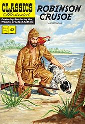 Classics Illustrated 43: Robinson Crusoe