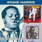 Versatile Eddie Harris / Sings The Blues (2-CD)