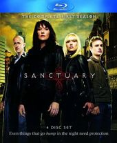 Sanctuary - Complete 1st Season (Blu-ray)