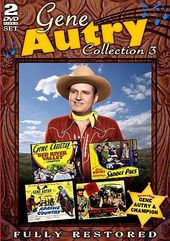 Gene Autry Collection 3 (Red River Valley /