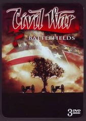 Civil War Battlefields - 3-DVD (3-DVD, Deluxe Tin
