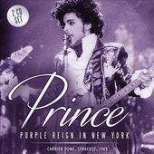 Purple Reign in New York (Live) (2-CD)