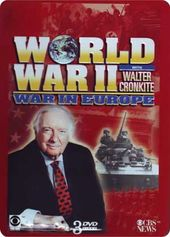 WWII - World War II with Walter Cronkite: War in