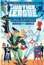Justice League Unlimited - Season 1 - Volume 1