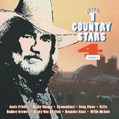 #1 Country Stars, Volume 4