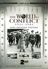 WWII - The World in Conflict, 1931-1945 (2-DVD)