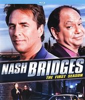 Nash Bridges - 1st Season (Blu-ray)