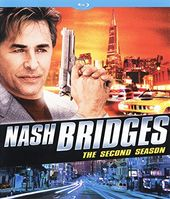 Nash Bridges - 2nd Season (Blu-ray)