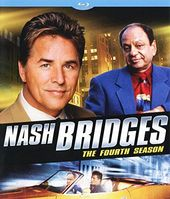 Nash Bridges - 4th Season (Blu-ray)