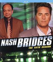 Nash Bridges - 5th Season (Blu-ray)